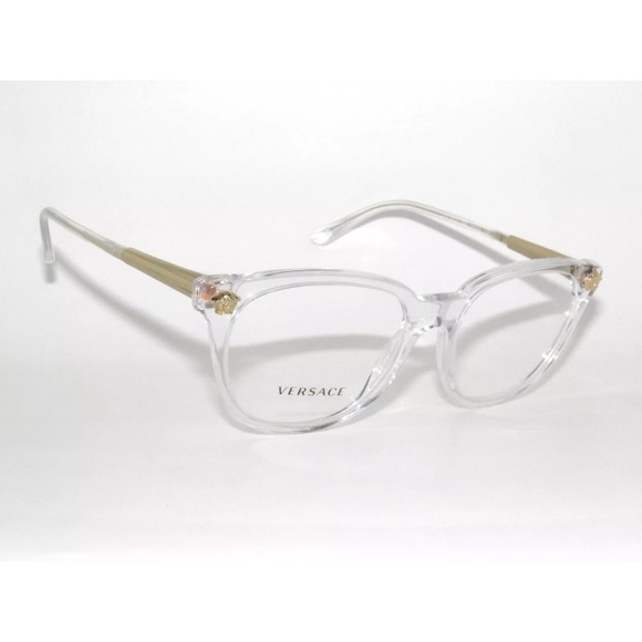 4fa00cbe9ee Versace Eyeglasses 3242 with Clear Lens. M 5b04909600450f1b0091d9d0. Other  Accessories ...